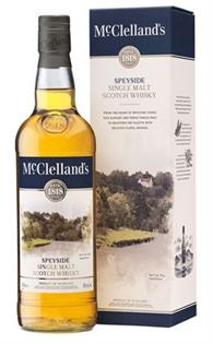 Mcclelland's Scotch Single Malt Speyside 1.75l
